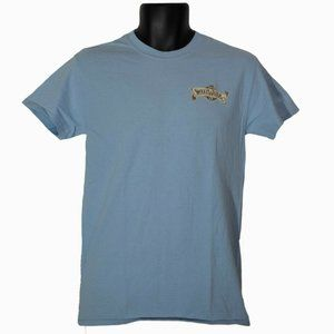 Men's SweetWater Brewery Blue T-Shirt Size S